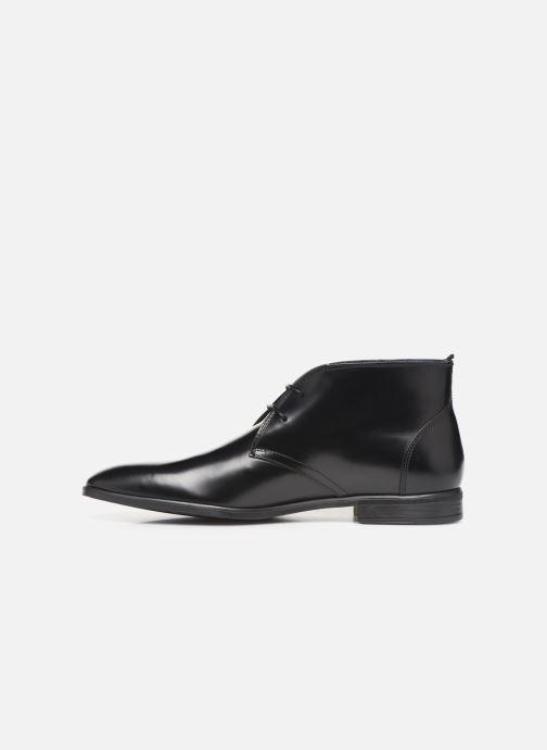 Boots en enkellaarsjes Azzaro ISSARD Zwart voorkant