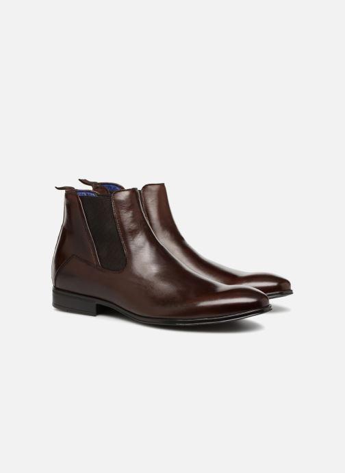 Bottines et boots Azzaro TARDIF Marron vue 3/4
