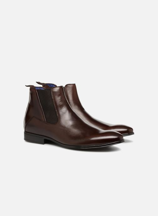 Bottines et boots Azzaro TARDIF Marron vue 3/4
