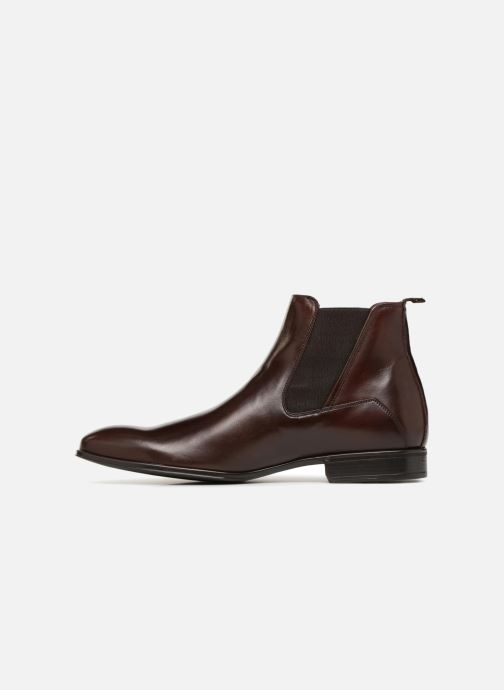 Bottines et boots Azzaro TARDIF Marron vue face