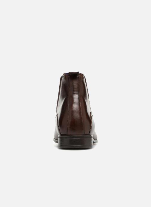 Bottines et boots Azzaro TARDIF Marron vue droite