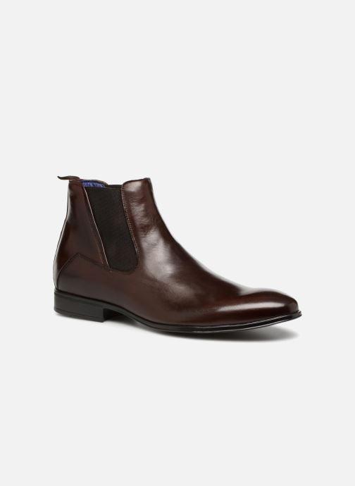 Bottines et boots Azzaro TARDIF Marron vue détail/paire