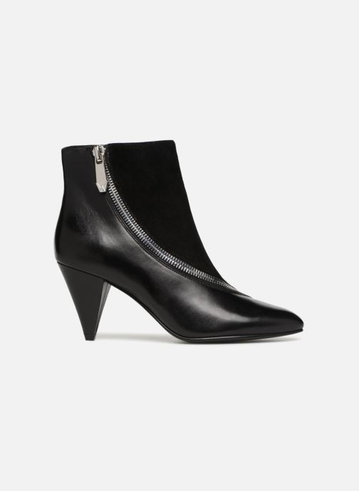 Ankle boots What For Athena Black back view