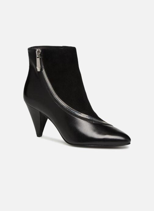 Bottines et boots What For Athena Noir vue détail/paire