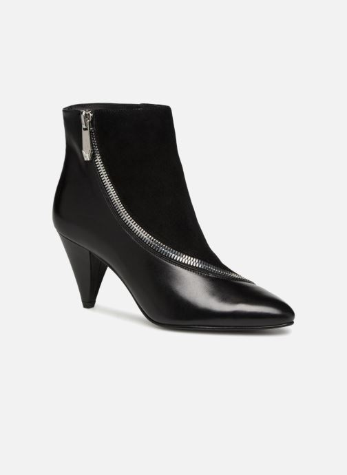 Ankle boots What For Athena Black detailed view/ Pair view
