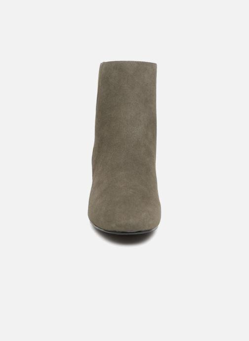 Stiefeletten & Boots What For Alix grün schuhe getragen