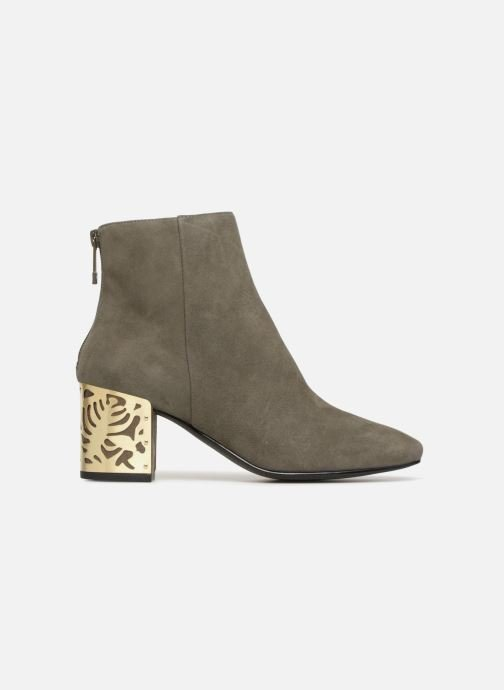 Ankle boots What For Alix Green back view