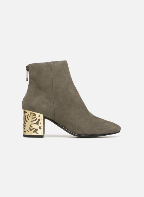 Boots en enkellaarsjes What For Alix Groen achterkant
