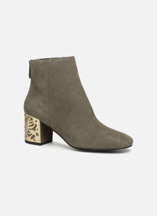 Ankle boots What For Alix Green detailed view/ Pair view