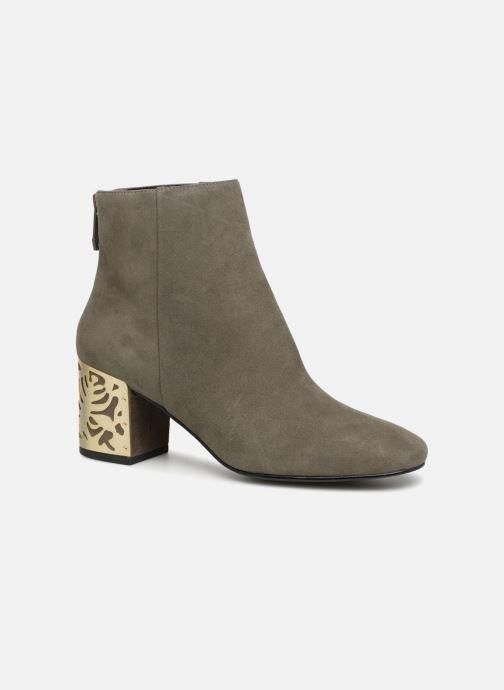 Boots en enkellaarsjes What For Alix Groen detail