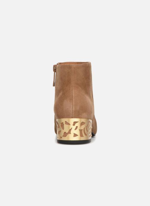 Bottines et boots What For Sophie Marron vue droite
