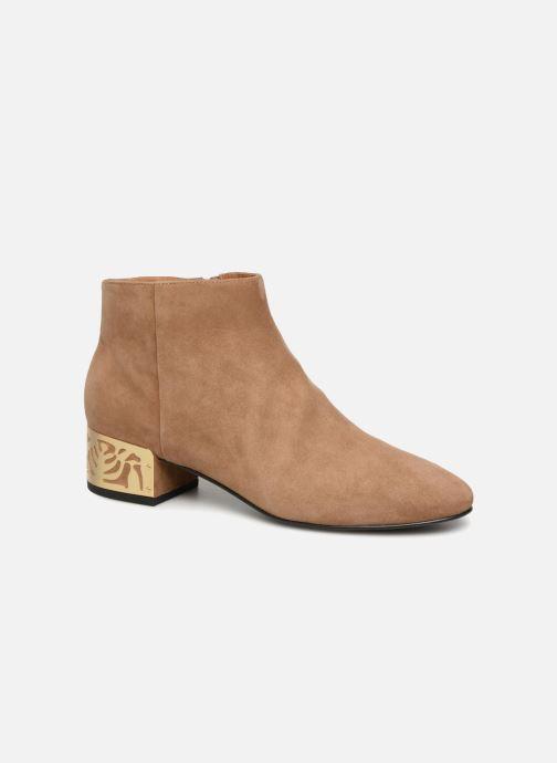 Bottines et boots What For Sophie Marron vue détail/paire