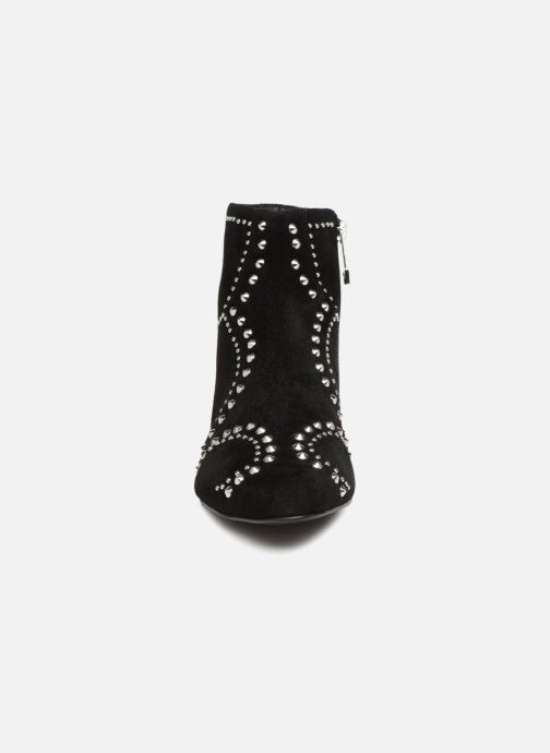 Et Boots Bottines What Noir Cloutee Alexiane For shdCrQt