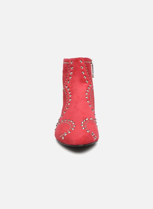 Bottines et boots What For Alexiane Rouge vue portées chaussures