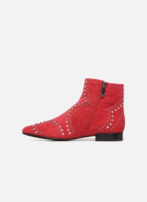 Bottines et boots What For Alexiane Rouge vue face