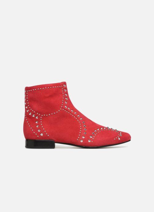 Bottines et boots What For Alexiane Rouge vue derrière