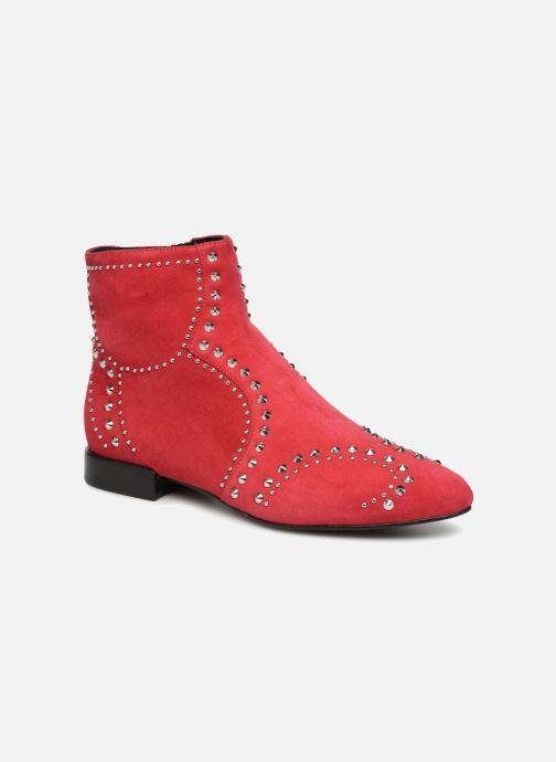Bottines et boots What For Alexiane Rouge vue détail/paire
