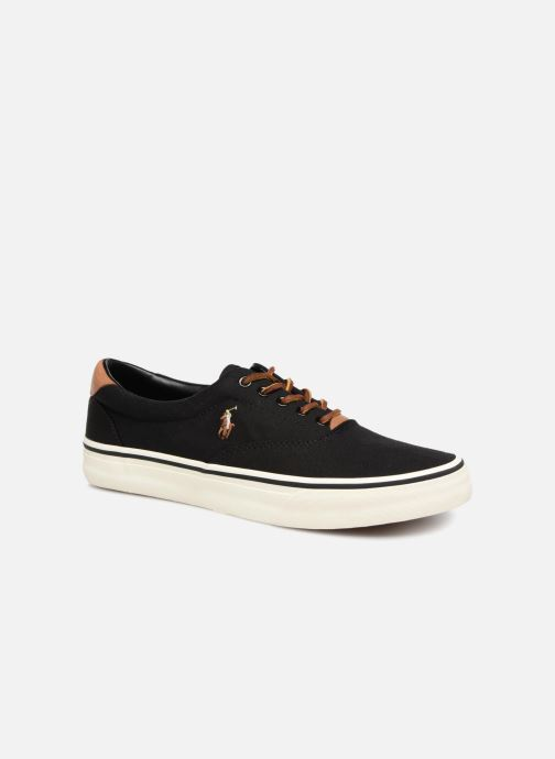 Trainers Polo Ralph Lauren Thorton Canvas Black detailed view/ Pair view