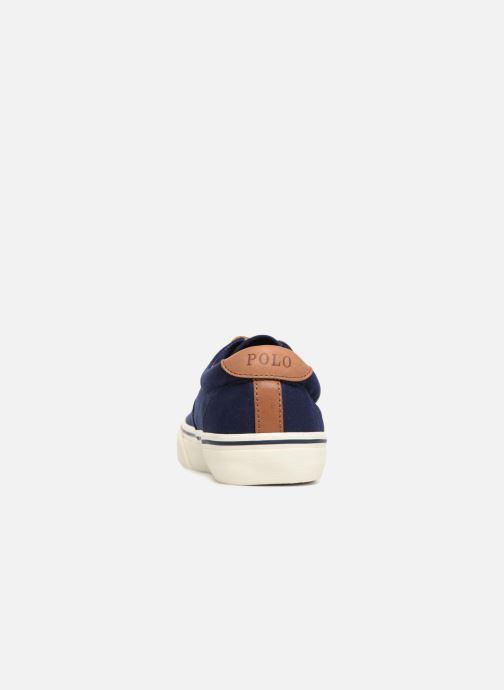 Thorton Polo Ralph CanvasazzurroSneakers334322 Lauren xQreEWdBoC