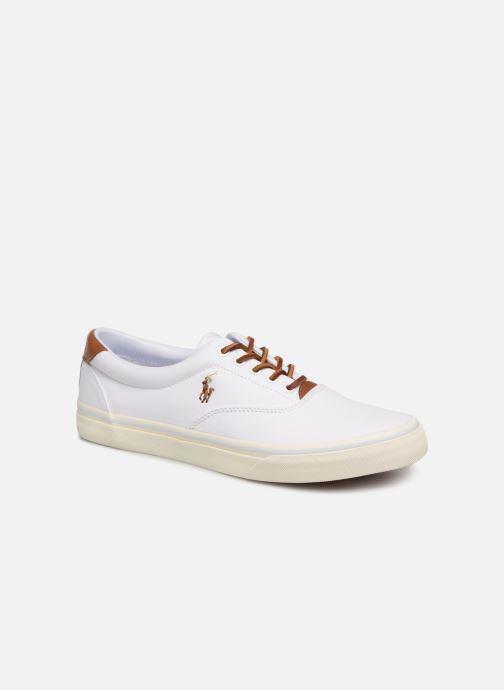Polo Ralph Lauren Thorton Canvas (Beige) - scarpe da ginnastica chez | Più pratico  | Gentiluomo/Signora Scarpa
