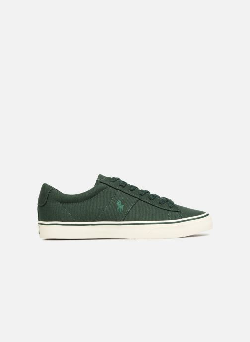Baskets Polo Ralph Lauren Sayer Canvas Vert vue derrière
