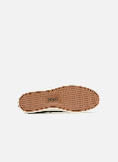 Sneakers Polo Ralph Lauren Sayer Canvas Groen boven