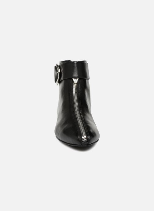Ankle boots What For MOON 2 Black model view