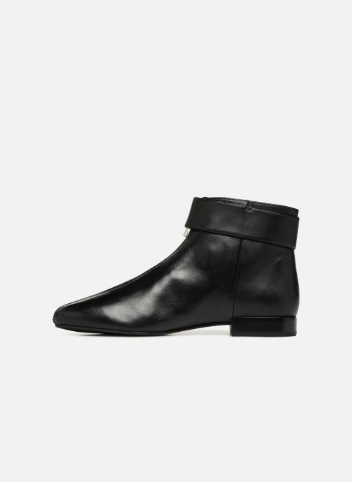 Ankle boots What For MOON 2 Black front view