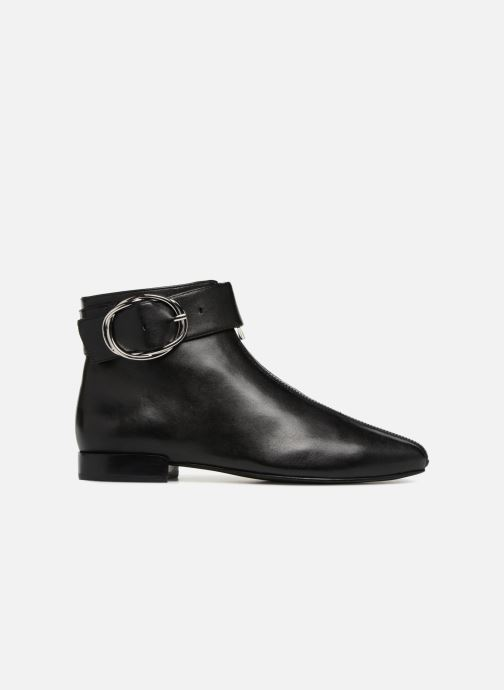 Ankle boots What For MOON 2 Black back view