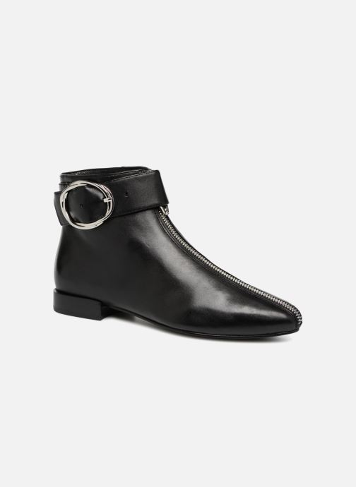 Ankle boots What For MOON 2 Black detailed view/ Pair view