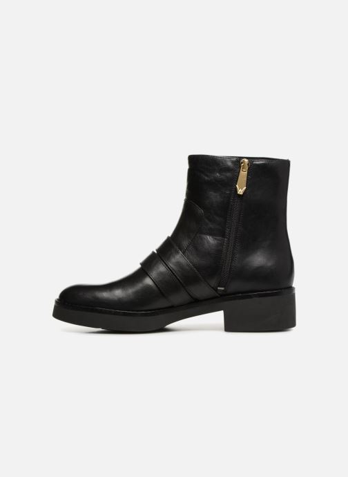 Ankle boots What For RHE Black front view