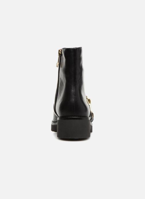 Bottines et boots What For RHE Noir vue droite