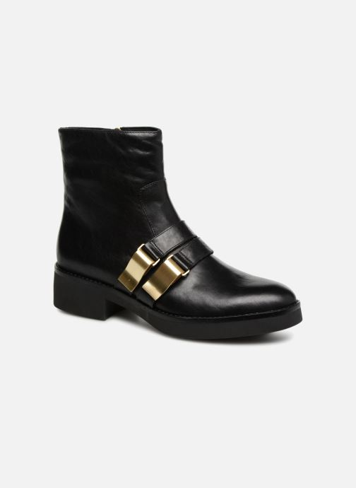 Ankle boots What For RHE Black detailed view/ Pair view