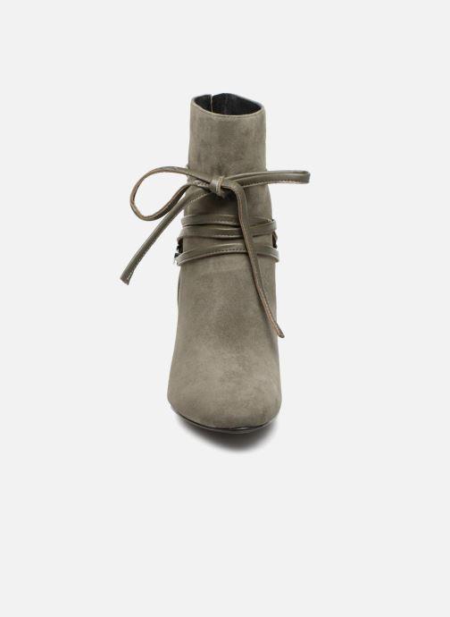 Bottines et boots What For GRANT Vert vue portées chaussures