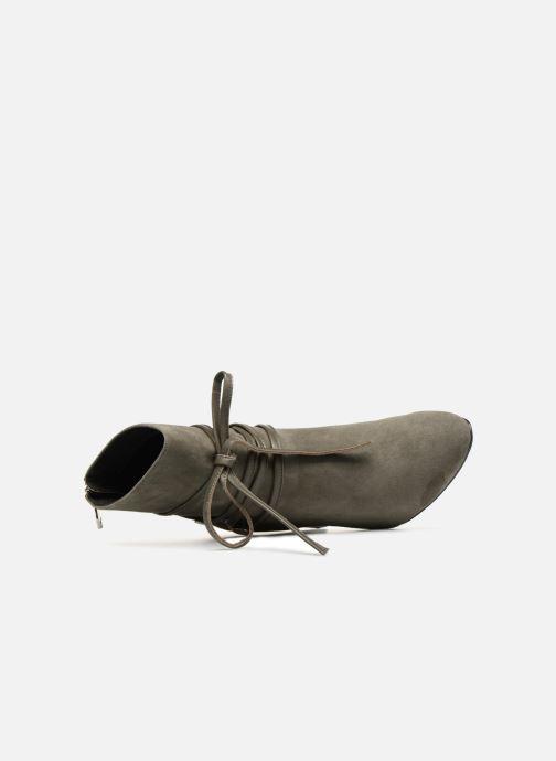 Bottines et boots What For GRANT Vert vue gauche