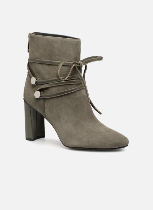 Bottines et boots What For GRANT Vert vue détail/paire