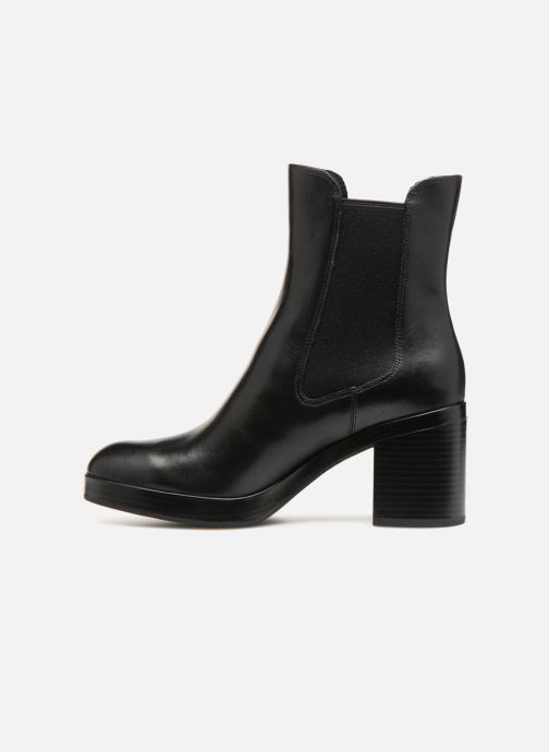 Ankle boots What For ACHLYS Black front view