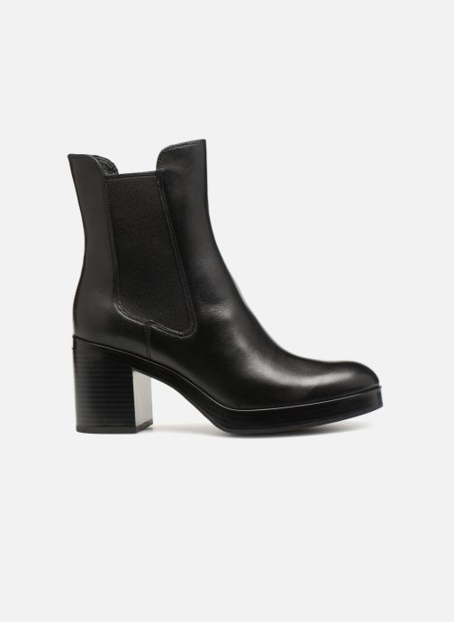 Botines  What For ACHLYS Negro vistra trasera
