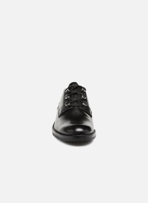 Chaussures à lacets What For BALTAZAR Noir vue portées chaussures