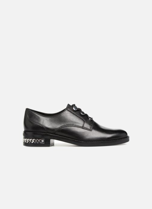 Lace-up shoes What For BALTAZAR Black back view
