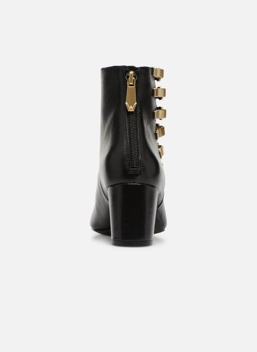Stiefeletten & Boots What For ELISABETH schwarz ansicht von rechts