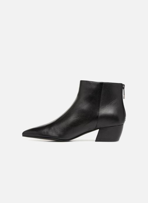Bottines et boots What For FERDINAND Noir vue face