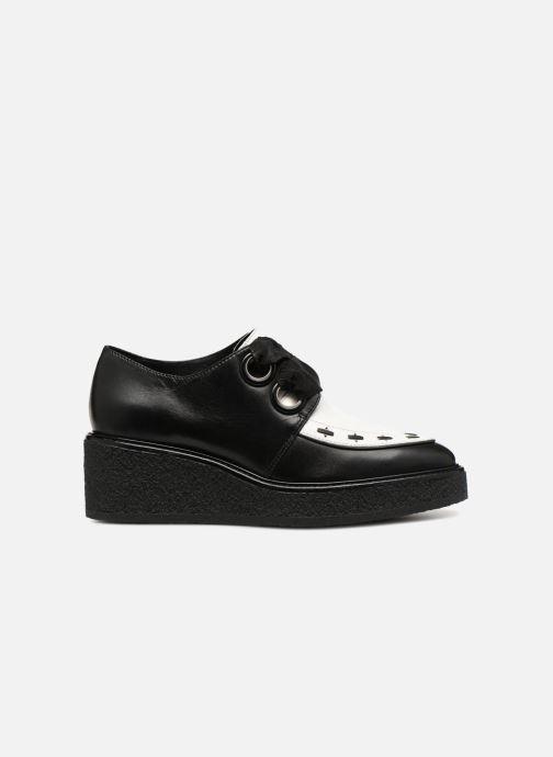 Chaussures à lacets What For SMITHSON Noir vue derrière