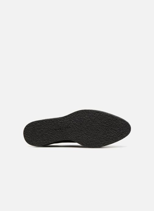 Chaussures à lacets What For SMITHSON Noir vue haut