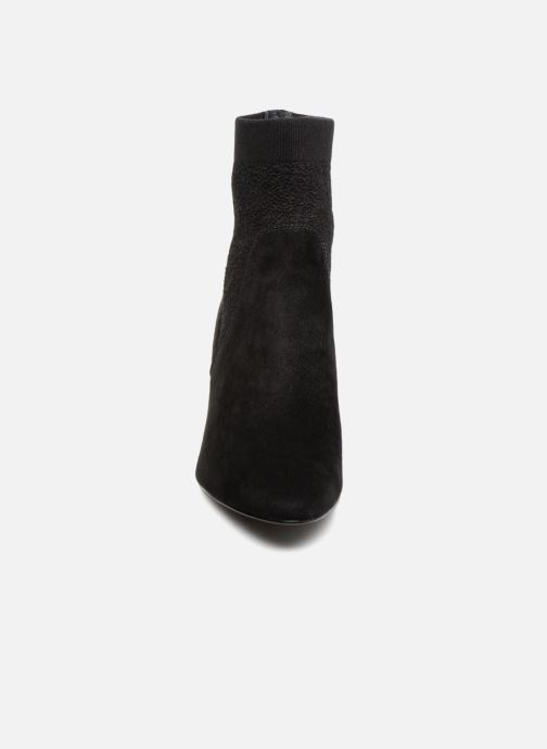 Bottines et boots What For RIQUI Noir vue portées chaussures