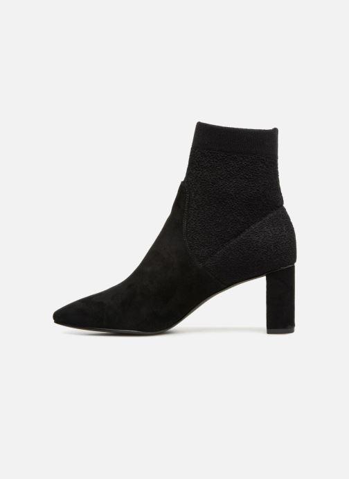 Boots en enkellaarsjes What For RIQUI Zwart voorkant