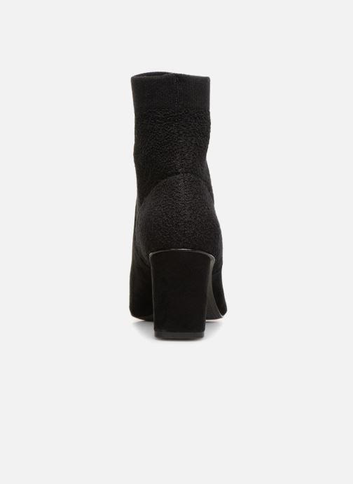 Bottines et boots What For RIQUI Noir vue droite