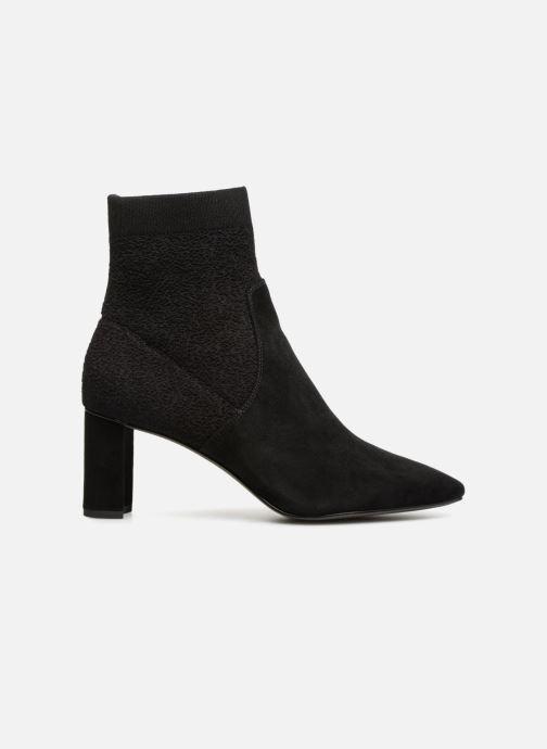 Boots en enkellaarsjes What For RIQUI Zwart achterkant