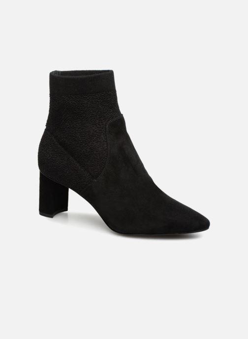 Boots en enkellaarsjes What For RIQUI Zwart detail
