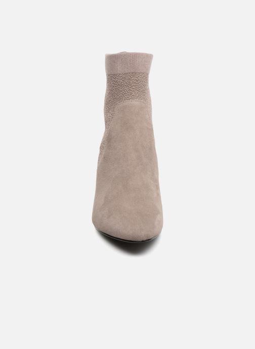Bottines et boots What For RIQUI Gris vue portées chaussures